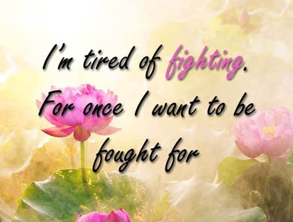 Family Fighting Quotes: 12 Inspirational And Comforting Quotes About Ending A