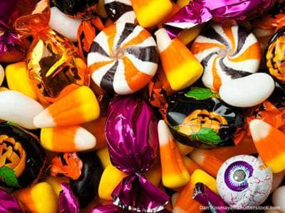 halloween candy origins