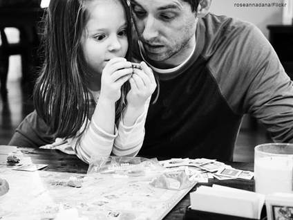 Father daughter board game US