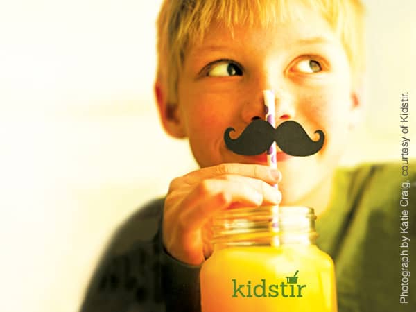 KidStir Straw