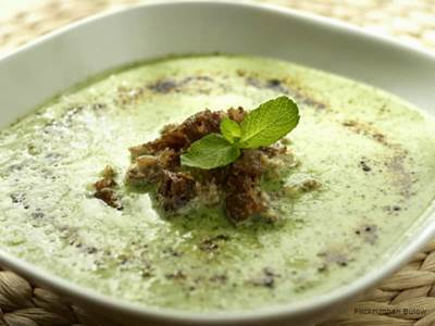 Cucumber Soup Licorice