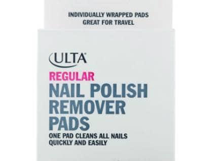 Ulta Nail Polish Remove Wipes