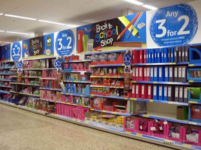 store back to school
