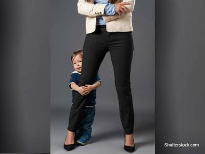 Working Mom With Toddler