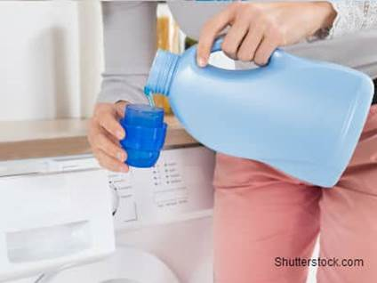 Measuring Detergent