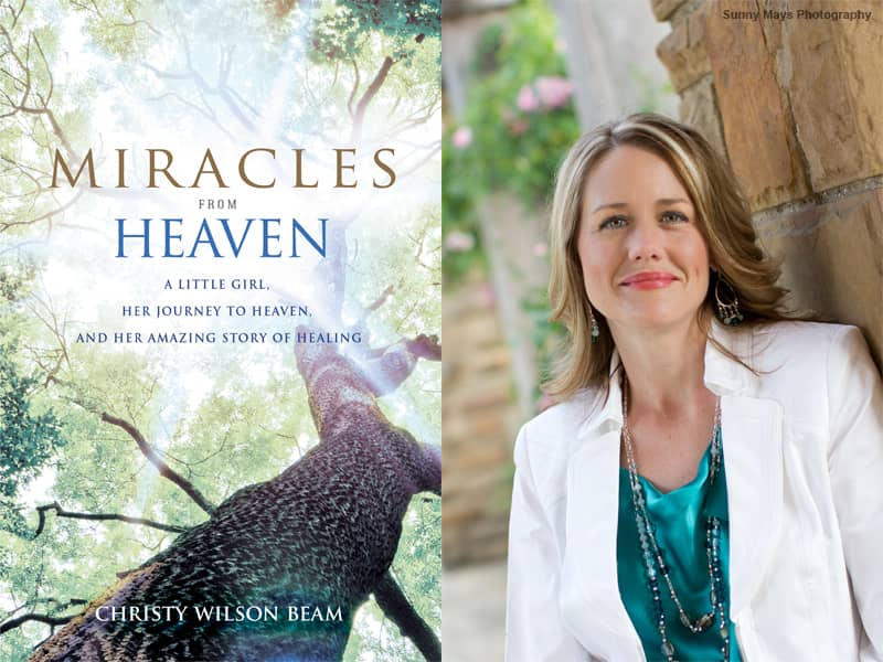 Healing of Miracles, Miracles of Heaven book, Miracles of Heaven movie, the power of God, Sunny Mays Photography