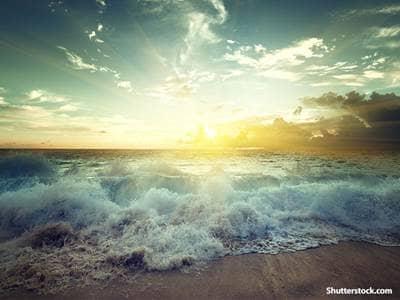 nature ocean waves