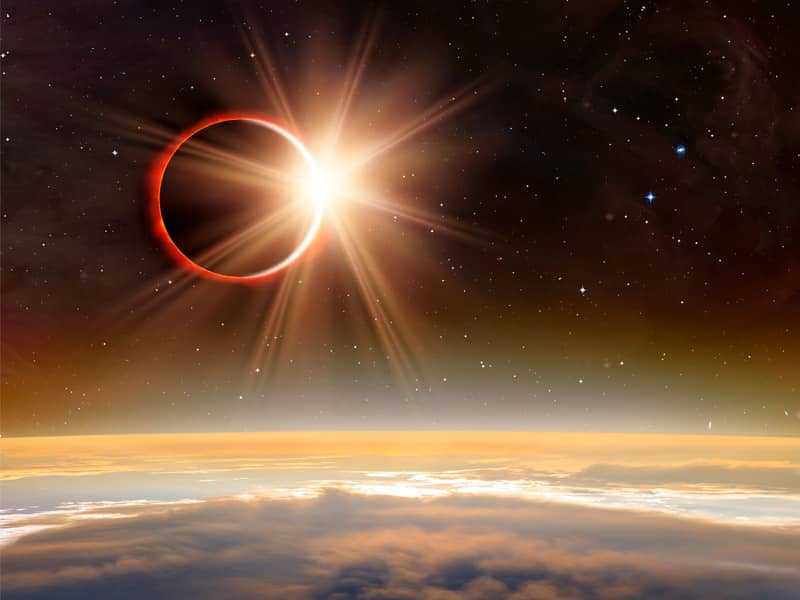 Do You Know How a Solar Eclipse Affects Your Sign?   Total ...