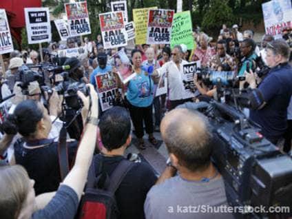 Ferguson Mo Protests