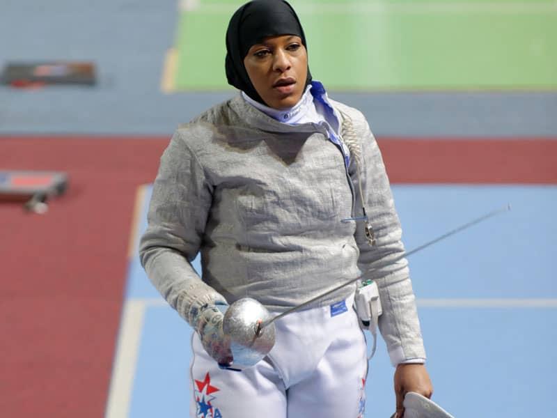 Dalilah Muhammad wins women's 400 hurdles