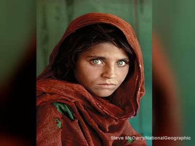 Afghan Steve McCurry