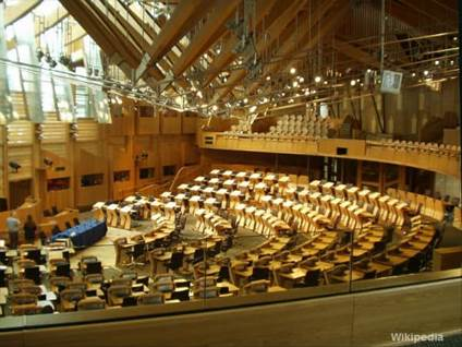Scottish Parliament  31 05 2006