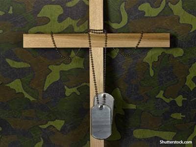Religion Military Cross