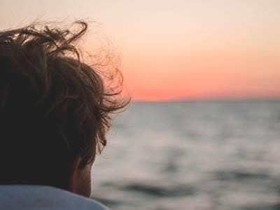 people-man-sunset-ocean-thinking-meditaiton-prayer