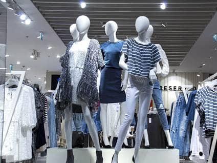 mall window shop