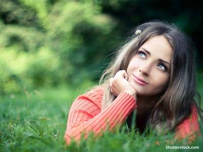 Woman Daydream