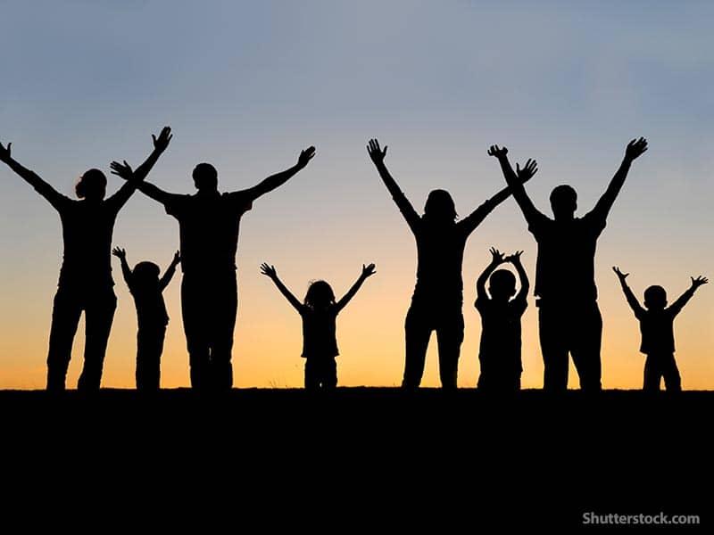 people family praise