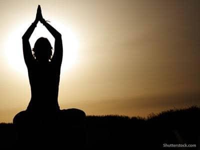 people meditation