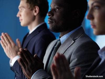 people group pray