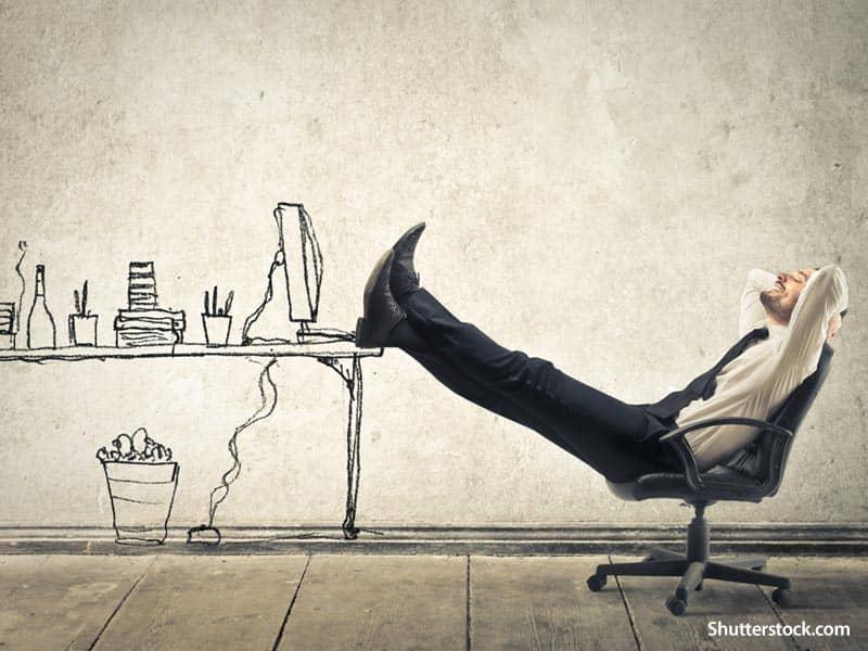 people man office