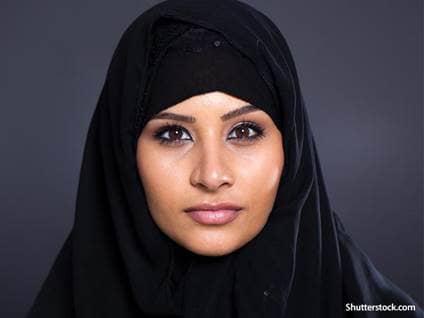 people muslim woman