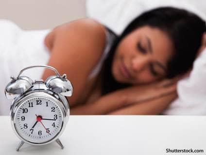 people woman sleeping