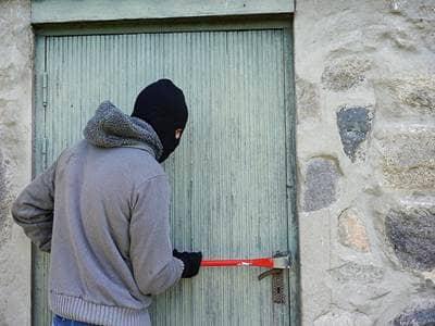 thief burglar burglary breaking in