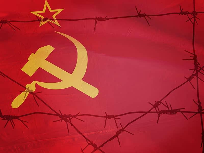 Soviet Union Flag USSR