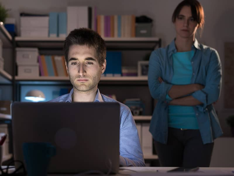 Why it Feels Like Betrayal When Your Spouse Watches Porn