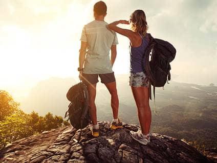 relationship outdoor