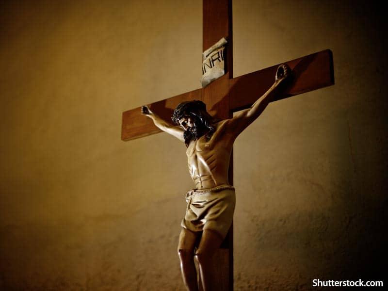 Religion jesus crucifix