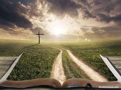 religion road cross