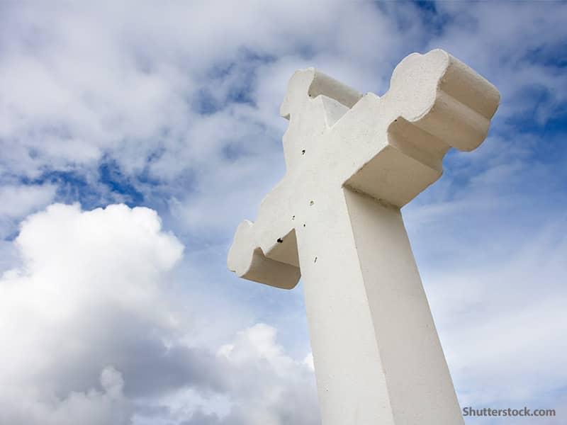 religion white cross