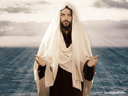 Religious Jesus Water