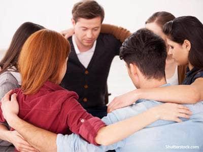 group-praying