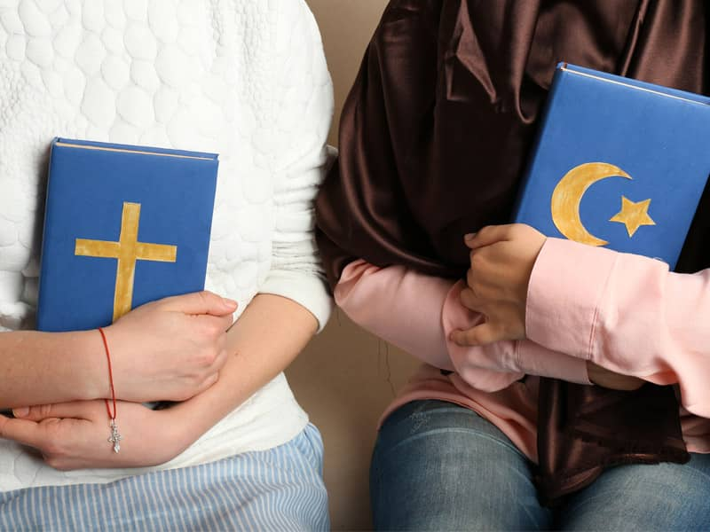 Christian and Muslim