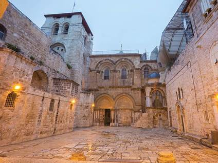 Church of the Holy Sepulchure