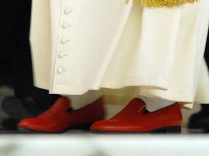Papal Shoes