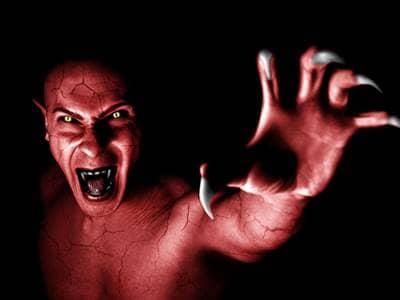 Vampire demon