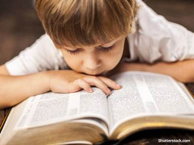 people-child-read-bible
