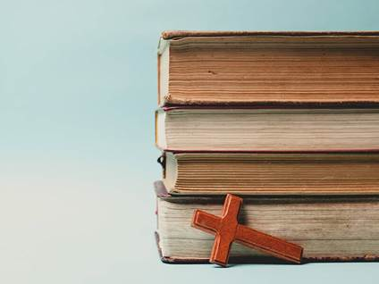 Assorted Christian books