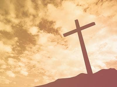 Cross on Hill