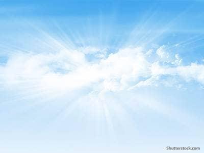 nature heavenly sky
