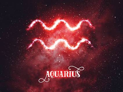 Sign of Aquarius