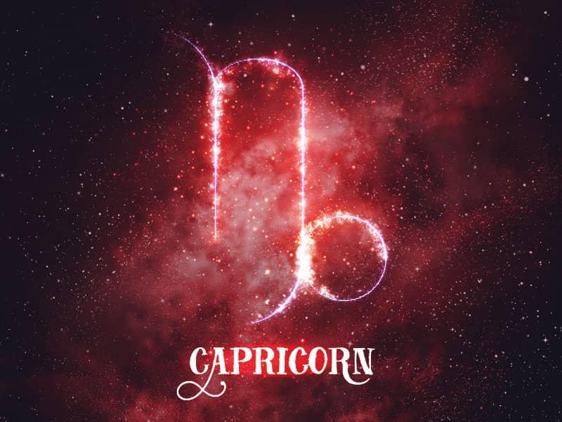 Sign of Capricorn