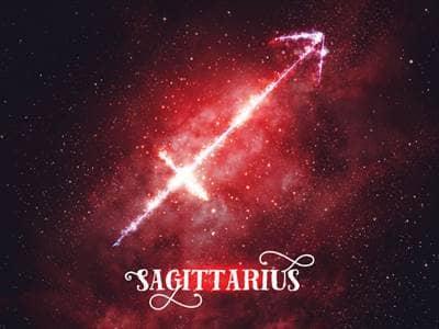 Sign of Sagittarius