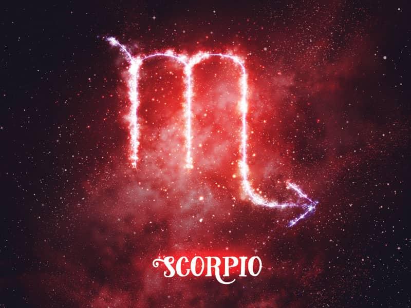 Sign of Scorpio