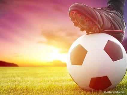 entertainment-sports-soccer-cleats-ball