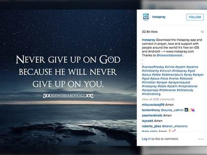 instagram pictures, top Christian instagram accounts, LaCrae, instgram newsfeeds to follow
