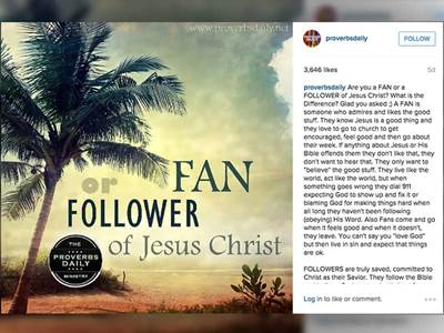 instagram pictures, top Christian instagram accounts, proverbsdaily, instgram newsfeeds to follow